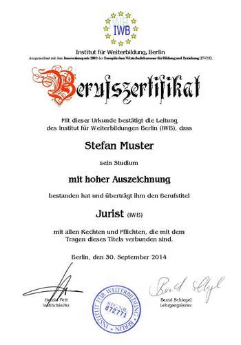 Diplom, Diplome, Berufszertifikat, Berufsdiplom, Geschenke, Geschenkideen