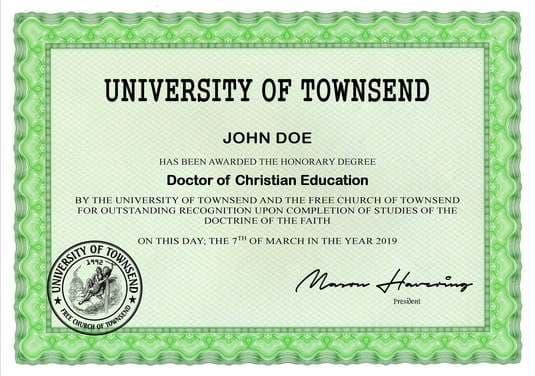Doktortitel, Ehrendoktor, Professortitel, Geschenkideen