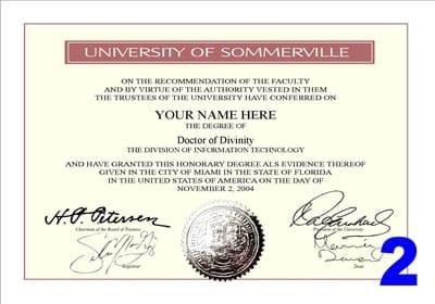 Bachelor, Master, Titel, Degree, Bachelor Degree, Life Experience Degree, Diploma