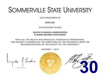 Diploma, Bachelor Degree, Master Degree, Bachelor, Master, Degree