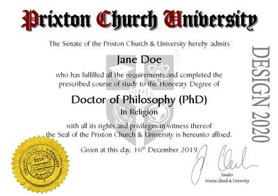 Degree, Doctorate, Doctor Degree, Doctoral Degree, Professor Degree, Dr. h.c., Prof. h.c., Honorary Degree, Honorary, Gifts