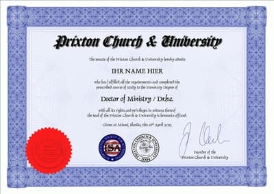 Degree, Doctorate, Doctor Degree, Doctoral Degree, Professor Degree, Dr. h.c., Prof. h.c., Honorary Degree, Honorary